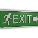 Know when to exit a turnaround situation