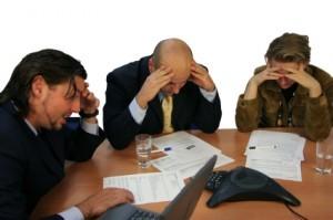 unpleasant discussions