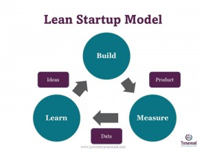 Applying the Lean Startup Model in Government and Corporations