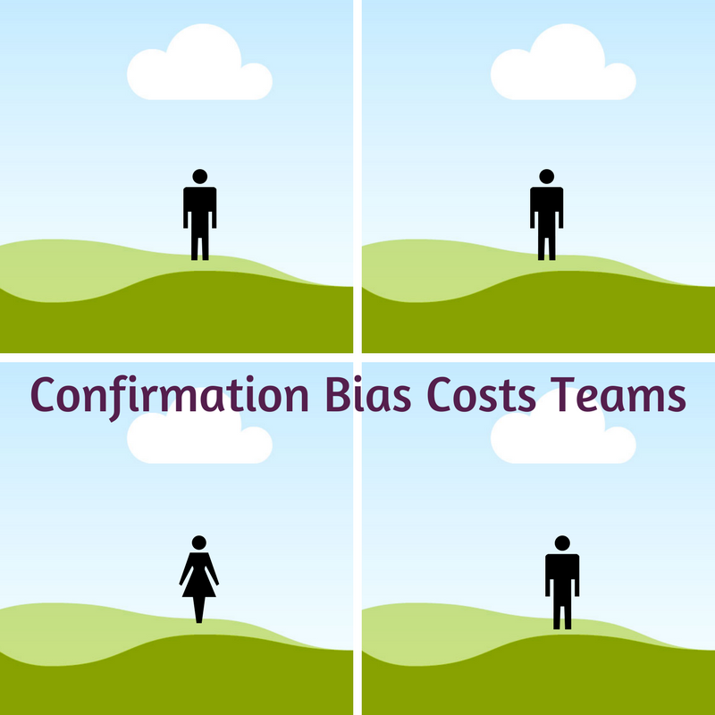 confirmation bias part two